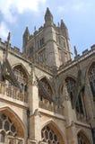 abbeybad england Arkivbilder