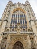 abbeybad england Royaltyfri Foto