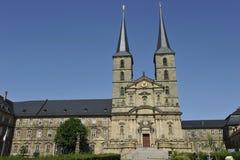 abbeybamberg michaelsberg Fotografering för Bildbyråer