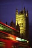 abbeybuss westminster Arkivbild