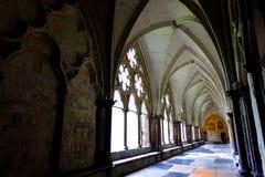 abbeycloister westminster Fotografering för Bildbyråer