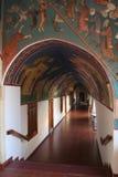 abbeycyprus kykkos Arkivfoto