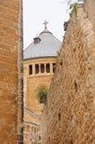 abbeydormition Arkivbilder