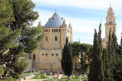abbeydormitionkloster Royaltyfria Bilder