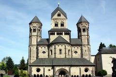 abbeyen benedictijnen Royaltyfri Fotografi