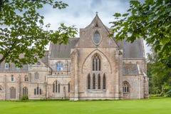 abbeyen pluscarden Arkivfoton