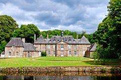 abbeyfrance historisk lucerne Royaltyfri Fotografi