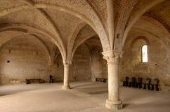 abbeygalgano san Royaltyfria Bilder