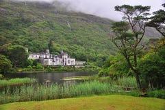 abbeyireland kylemore Royaltyfria Foton
