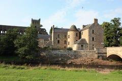 abbeyjedburgh Royaltyfri Foto