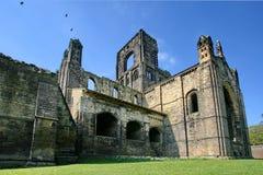 abbeykirkstallnorr yorkshire Arkivfoton