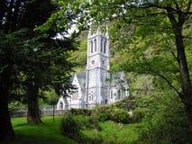 abbeykylemore Royaltyfri Foto