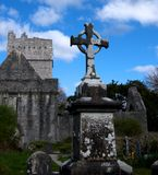 abbeymuckross Royaltyfri Fotografi