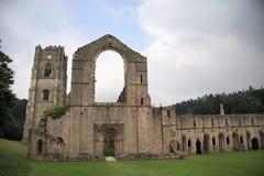 abbeyspringbrunnar Arkivfoto