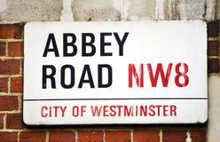 Abbeyväg Fotografering för Bildbyråer