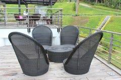 Abbia Seat Immagine Stock