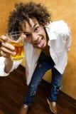 Abbia una bevanda! Immagini Stock Libere da Diritti