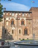 Abbiategrasso (Μιλάνο, Ιταλία) Στοκ Εικόνες