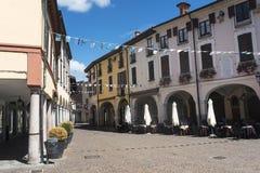 Abbiategrasso (米兰,意大利) 库存照片