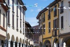 Abbiategrasso (米兰,意大利) 库存图片