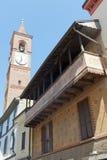 Abbiategrasso (Mailand) Lizenzfreies Stockfoto