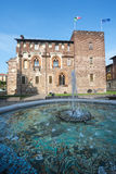 Abbiategrasso (Mailand, Italien) Lizenzfreies Stockfoto