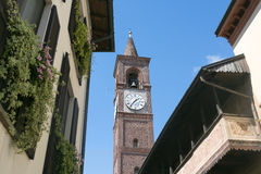 Abbiategrasso (Milán, Italia) Imágenes de archivo libres de regalías