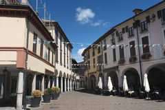 Abbiategrasso (Milán, Italia) Imagenes de archivo