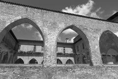 Abbiategrasso (Milán, Italia) Fotografía de archivo libre de regalías
