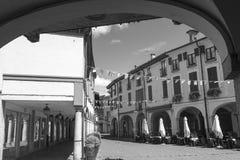 Abbiategrasso (Milan, Italien) royaltyfri bild