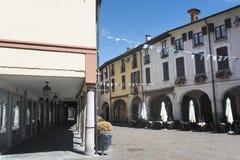 Abbiategrasso (Milan, Italien) royaltyfri fotografi