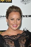 Abbie Cornish Royalty Free Stock Photography
