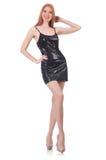 Abbigliamento alla moda d'uso di modello Immagine Stock Libera da Diritti