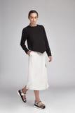Abbigliamento casual del catalogo di stile di modo per la donna di affari fotografia stock libera da diritti