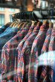 Abbigliamento del ` s degli uomini Immagini Stock Libere da Diritti