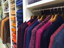 Abbigliamento dell'arcobaleno Immagini Stock