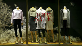 Abbigliamento delle donne s della Monaco del club Immagini Stock