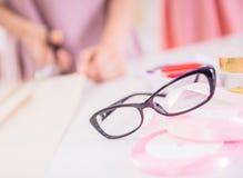Abbigliamento di progettista Fotografie Stock