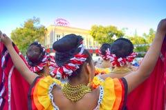 Abbigliamento messicano pittoresco delle donne Immagine Stock Libera da Diritti