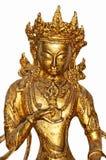 Abbildung Buddha-Guanyin Stockbild