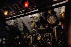 Abbildung der alten Maschinerie Lizenzfreies Stockfoto