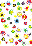 Abbildung der Blume Stockfotografie