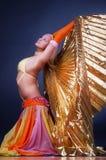 Abbildung der Frau mit Flügeln Lizenzfreie Stockfotografie