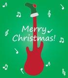 Abbildung der frohen Weihnachten Stockfotografie