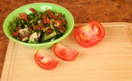 Abbildung der gesunden Nahrung Stockfoto