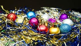 Abbildung der Weihnachtsdekoration Lizenzfreies Stockfoto