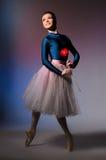 Abbildung des Balletts dancer Lizenzfreies Stockfoto