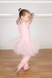 Abbildung des Balletts dancer Lizenzfreie Stockfotos
