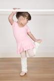 Abbildung des Balletts dancer Lizenzfreies Stockbild