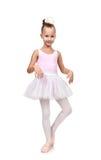 Abbildung des Balletts dancer Stockfotografie